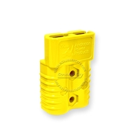 SB175 Anderson connector 12 Volts - Yellow housing only