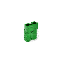 SB50 Anderson connector housing - green 72  Volts 992G6