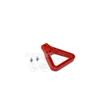 Authentic RED handle for Anderson quick disconnect connectors
