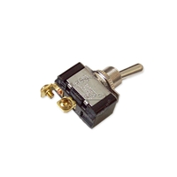 Toggle switch SPST 2 screws termianls 20A 125A