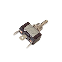 Toggle switch SPDT 3 snap-in termianls 20A 125A