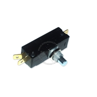Momentary micro switch 3 snap-in termianls 21A, 1-1/2 HP