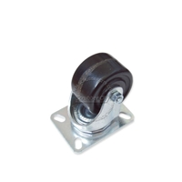 Wheel with swivel caster fits Tennant