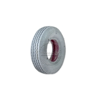 Non-marking Gray Tire, size 2.80/2.50-4