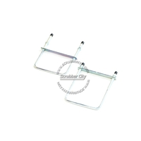 Solution Tank Mounting Hardware Kit - Square Handle