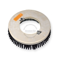 "17"" Nylon scrubbing brush assembly fits Clarke / Alto (American Lincoln) model 7000SS,7700 Scrubmobile (3/Set)"