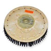 "18"" Poly scrubbing brush assembly fits TORNADO model Floorkeeper 36 (99450/451)"
