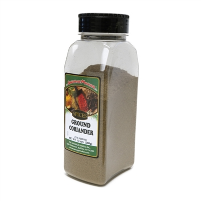 Coriander Seed, Ground, 13 oz.