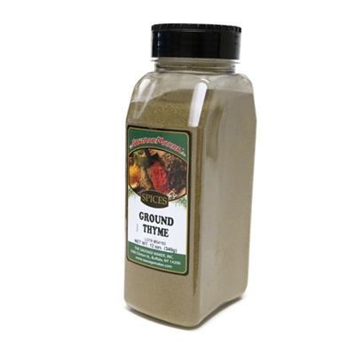 Thyme, Ground, 12 oz.