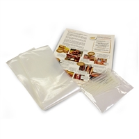 "UMAi Dry 70mm (2.75"") Sausage Casing Packet"