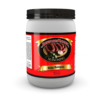 Ring Bologna Seasoning, 3 lbs.