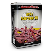 Jerky Seasoning Assortment Kit