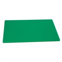 "Cutting Board, 18"" x 12"" x 1/2"", Green"