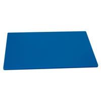 "Cutting Board, 24"" x 18"" x 1/2"", Blue"