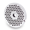 "#8 Stainless Steel 3/16"" Grinder Plate"