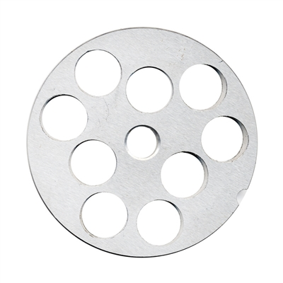 "#32 Stainless Steel 3/4"" Grinder Plate"