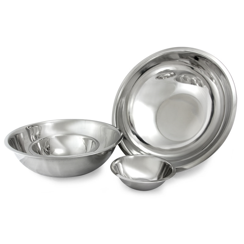 stainless steel mixing bowls set of 4. Black Bedroom Furniture Sets. Home Design Ideas