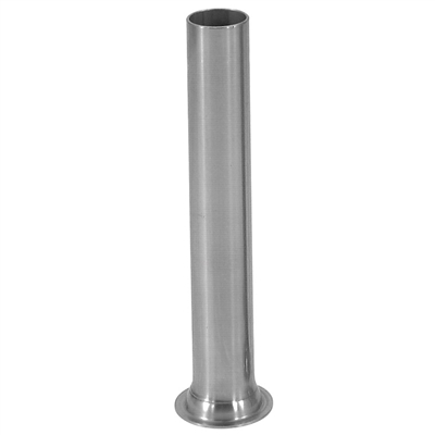 "1 1/4"" Stainless Steel Stuffing Tube for 15/20/25/30 lb. Sausage Stuffers"