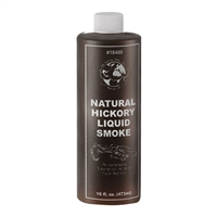Natural Hickory Liquid Smoke, 16 oz.