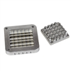 "1/2"" French Fry Cutting Plate & Pusher"