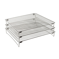 Chrome Drying Racks