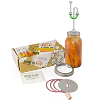 Harvest Fiesta Veggie Jar Kit