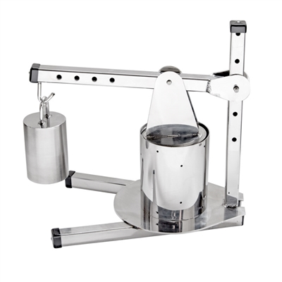 Deluxe Dutch Cheese Press