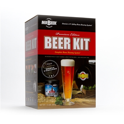 Mr. Beer Premium Edition Home Beer Kit