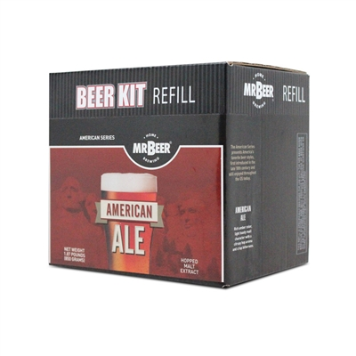 Mr. Beer American Ale Refill