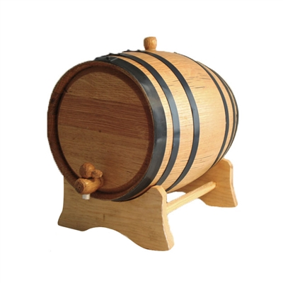 20 Liter Oak Barrel