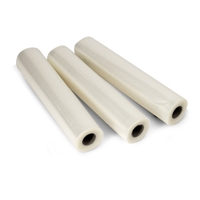 "Vacuum Bag Rolls 8"" x 22', 3 Pack"