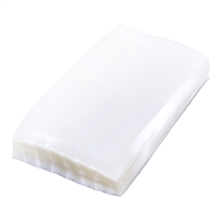 "Zipper Vacuum Bags 6"" x 10"", Box of 50"