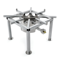 TSM Stainless Steel Gas Burner