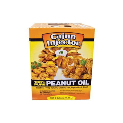 100% Peanut Oil, 1 Gallon