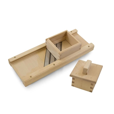 Wooden Cabbage Shredder, Small