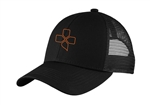 CX Mesh Trucker Cap, black