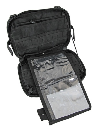 Fold-Down Map Case