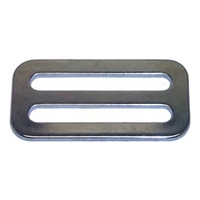 Slide Buckle - Stainless Steel