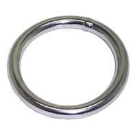 Ring Nickel Plated - Stainless Steel