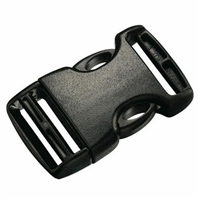 Side Release Strap Buckle 25mm by Fastex - 2 per pack