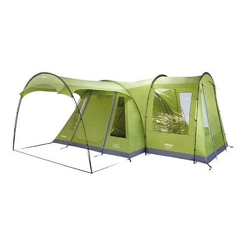 Calder 600 Tent With Side Awning