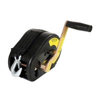 Jarrett Winch 2 Speed 5:1 / 1:1 With Cover (700kg) F10206WC