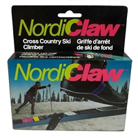 NordiClaw for XC Skiing