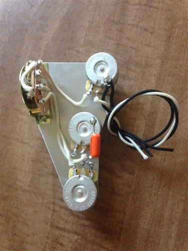 electronic wiring harness upgrade for fender stratocaster cts pot our