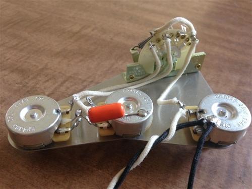 Fender Strat Wiring Harness Simple Diagram Site