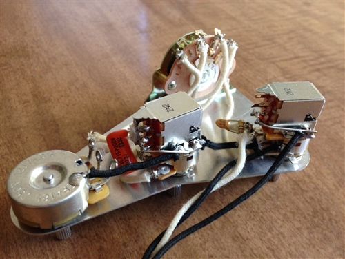 up to tones ultimate wiring harness upgrade for hss hsh fender alternative views