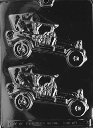 Antique Cars Chocolate Mold