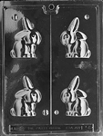Hollow Flop-Earred Bunny Mold
