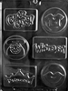 Cool Kids Chocolate Mold