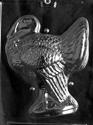 3D Turkey Mold
